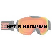 Очки горнолыжные Salice 2018-19 604DARWF BLACK-RED RADIUM