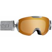 Очки горнолыжные Salice 604DAF CHROME AMBER