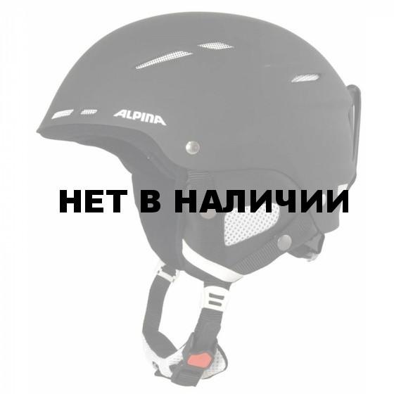 Зимний Шлем Alpina BIOM black matt
