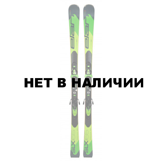 Горные лыжи с креплениями Elan 2018-19 SLX FUSION ELX12.0