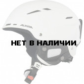 Зимний Шлем Alpina BIOM white matt (см:54-58)