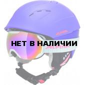 Зимний Шлем Alpina 2018-19 SPICE royal-purple matt