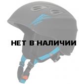 Зимний Шлем Alpina 2018-19 Junta 2.0 black-cyan matt