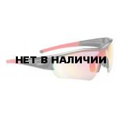 Очки солнцезащитные BBB Select glossy black PC Smoke red MLC lens красный