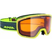 Очки горнолыжные Alpina SCARABEO S DH yellow transluzent DH S2 / DH S2 (S40)