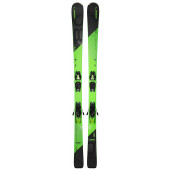 Горные лыжи с креплениями Elan 2018-19 AMPHIBIO 80 TI PS ELX11.0
