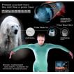 Футболка с длинным рукавомом Accapi 2018-19 polar bear seamless LONG SL.T-SHIRT LADY black / cyclamen