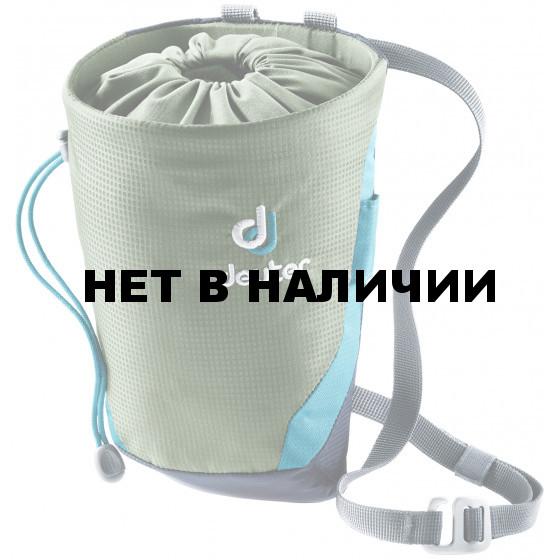 Мешок для магнезии Deuter 2019 Gravity Chalk Bag II L khaki-navy / 33913192325