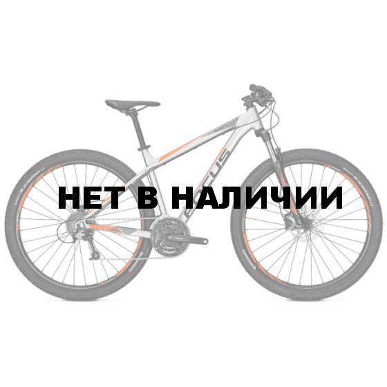 Велосипед Focus WHISTLER EVO 2018 chromosilvermatt