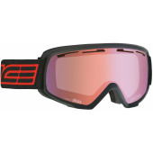 Очки горнолыжные Salice 609DARWFV BLACK-RED RADIUM