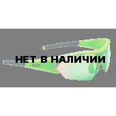 Очки солнцезащитные BBB 2018 Summit PC Smoke MLC green lens зеленый, черный (UNI)