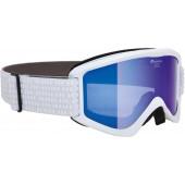 Очки горнолыжные Alpina 2018-19 SMASH 2.0 MM white
