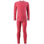 Комплект (футболка, длинный рукав, + брюки) Reima 2018-19 Cepheus STRAWBERRY RED