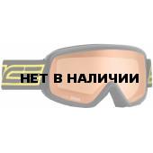 Очки горнолыжные Salice 608SONAR BLACK-YELLOW SONAR