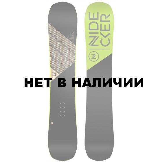 Сноуборд NIDECKER 2018-19 Play