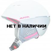 Зимний Шлем Alpina SPICE white-flamingo matt