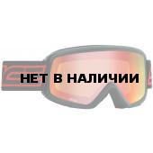 Очки горнолыжные Salice 608DARWF BLACK-RED RW RED