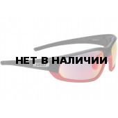 Очки солнцезащитные BBB 2018 Adapt Fulframe PC MLC red lenses черный, красный