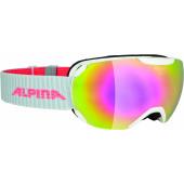 Очки горнолыжные Alpina PHEOS S MM sph. pearlwhite MM pink sph. S3 / MM pink sph. S3 (M40)
