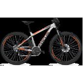 Велосипед Focus WHISTLER EVO 29 2018 chromosilvermatt