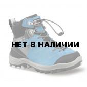 Ботинки для хайкинга (высокие) Dolomite 2018-19 Steinbock Kid Gtx Turquoise