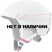 Зимний Шлем Alpina CHUTE white-pink grey matt