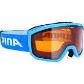Очки горнолыжные Alpina SCARABEO S DH lightblue DH S2 / DH S2 (S40)