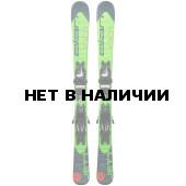 Горные лыжи с креплениями Elan 2018-19 JETT QS EL 7.5 (130-150)