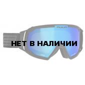 Очки горнолыжные Salice 618DARWF BLACK-GREY RW BLUE