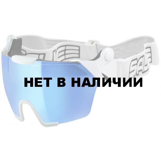 Визор Salice 607RW WHITE RW BLUE