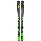 Горные лыжи с креплениями Elan 2018-19 AMPHIBIO 11 TI PS ELX11.0