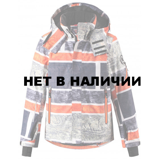 Куртка горнолыжная Reima 2018-19 Wheeler FRESH WOOD