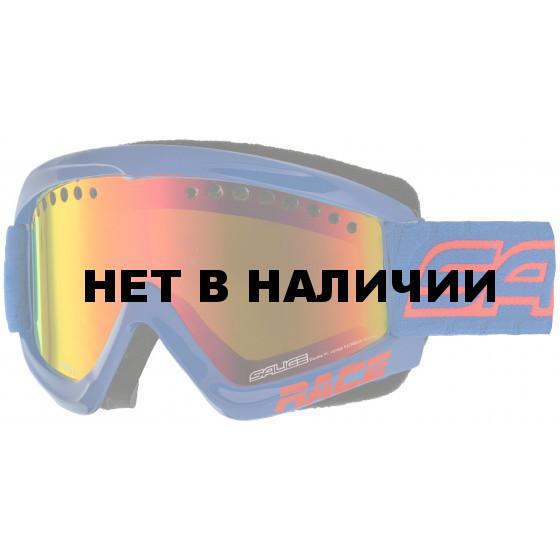 Очки горнолыжные Salice 2018-19 969DARWFV BLUE RW CLEAR