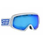 Очки горнолыжные Salice 969DARWFV WHITE-BLUE RW CLEAR