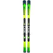 Горные лыжи Elan 2018-19 GSX MASTER PLATE