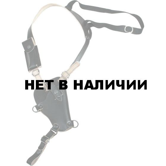 Кобура оперативная ПМн черная с обоймой