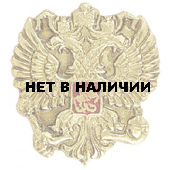 Кокарда Герб металл