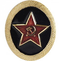 Кокарда Морская пехота металл