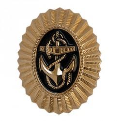 Кокарда ВМФ для рядового состава металл