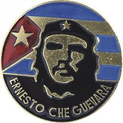 Нагрудный знак Че Гевара металл