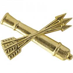 Эмблема петличная ПВО нового образца повседневная металл