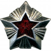 Знак различия Звезда Роспотребнадзор большая металл