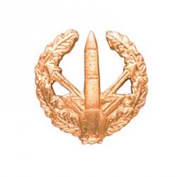 Эмблема петличная РВСН повседневная металл