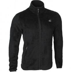 Куртка Cell Polartec High-Loft grid черная