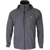 Куртка Challenge мембрана меланж серый