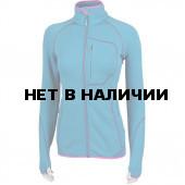 Куртка женская Function Polartec Power Stretch Ocean Blue