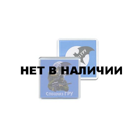 Магнит 17м Спецназ ГРУ ЛОГО сувенирный