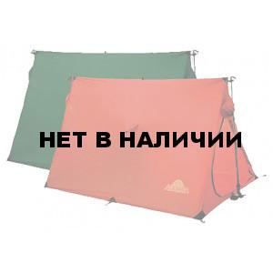 Суперлёгкая штурмовая двухместная палатка Alexika Solo 2 красный