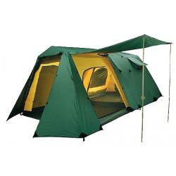 Большая (5+5) комфортабельная кемпинговая палатка Alexika Victoria 10 9156.0301