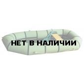 Надувная лодка Ветерок С-44 с гребками